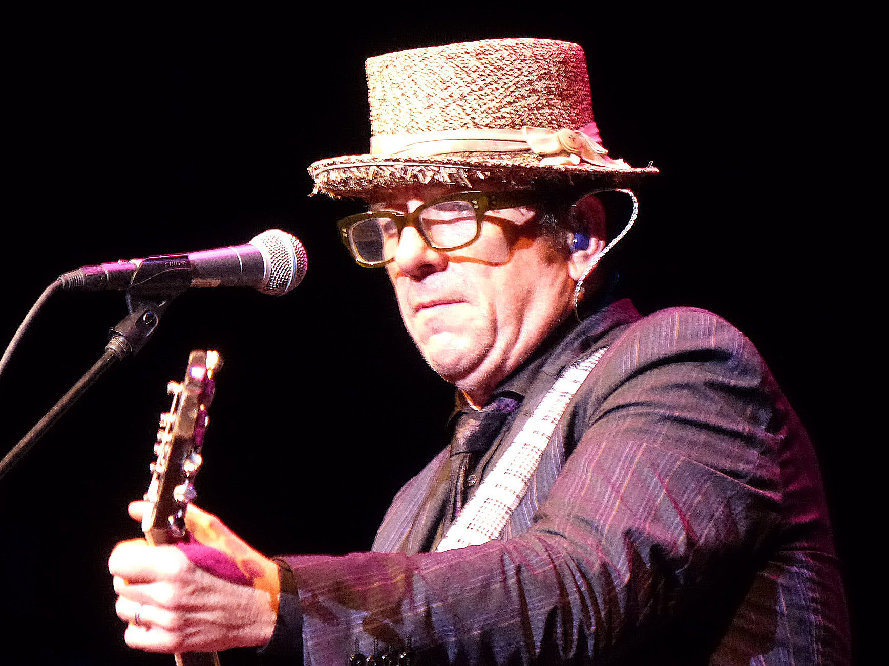 Elvis Costello Song Red Shoes